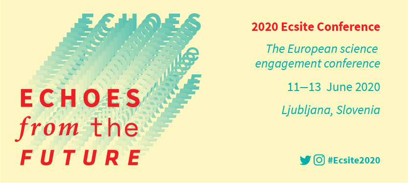 #Ecsite2020 conference: Echoes from the future
